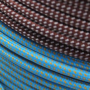 Textilkabel Rund Elite