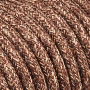 textilkabel-rund-naturliche-leine-braun-fabriccable-round-raw-yarn-lame-canvas-brown