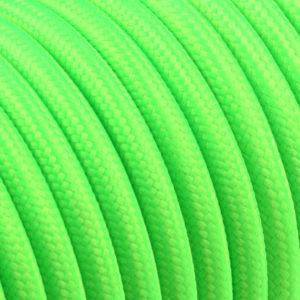 textilkabel-rund-neon-grun-fabriccable-round-neon-green