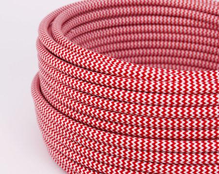 textilkabel-rund-zickzack-red-weiss-fabriccable-round-zigzag-red-white.2