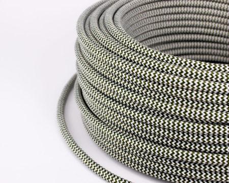 textilkabel-rund-zigzag-olivegrun-weiss-fabriccable-round-zigzag-olive-green-white.2