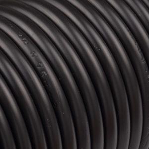 PVC Farbige Kabel Rund
