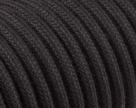 textilkabel-rund-abaca-schwarz-fabriccable-round-abaca-black