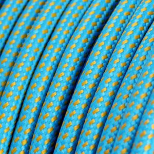 textilkabel-rund-elite-turkis-gold-fabriccable-round-elite-turquoise-gold