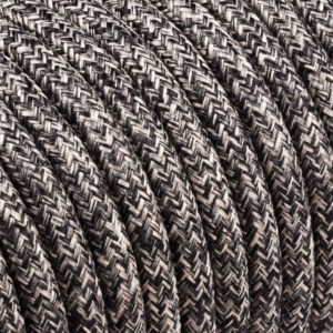 textilkabel-rund-naturliche-leine-anthrazit-fabriccable-round-raw-yarn-lame-canvas-anthracite