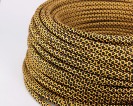 textilkabel-rund-quadrat-zickzack-schwarz-gold-fabriccable-round-square-zigzag-black-gold.2