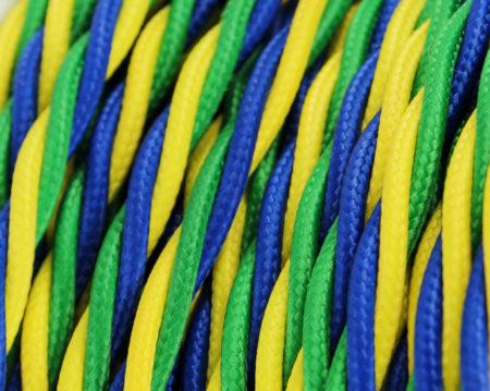 textilkabel-verdrehte-Brasilien-flagge-fabric-cable-twisted-brazil-flag