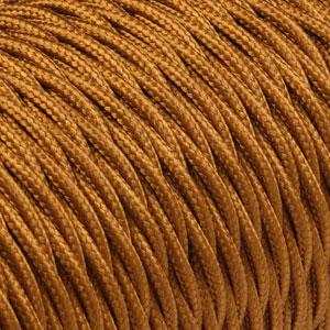 Textilkabel Verdrehte Standardfarben