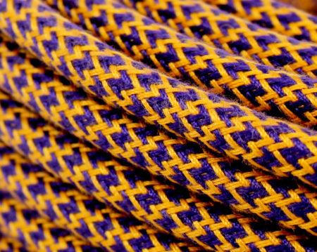 textilkabel-rund-abaca-quadrat-zigzag-honig-gelb-dunkle-blau-fabriccable-round-abaca-square-zigzag-honey-yellow-navy-blue.1