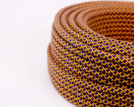 textilkabel-rund-abaca-quadrat-zigzag-honig-gelb-dunkle-blau-fabriccable-round-abaca-square-zigzag-honey-yellow-navy-blue.2