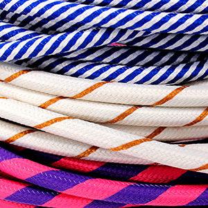 Textilkabel Rund Fantasia
